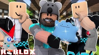 SHINY DITTO!!!!!!!!!! | Pokémon Brick Bronze [#73] | ROBLOX