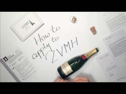 How to apply to LVMH?