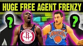 Predicting Where The Top 2020 NBA Free Agents Will Sign [Power Forwards]