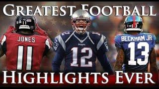 Greatest Football Highlights Ever - 2016 Regular Season (Extended)