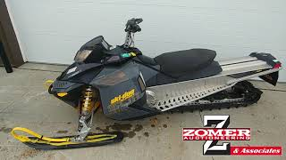 2008 Ski Doo 800 XP Snowmobile  Sells Nov  7, 2018