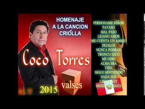 Coco Torres Homenaje a la cancion criolla 2015