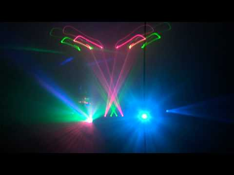 E.music Dj & Lighting Show (test 2)
