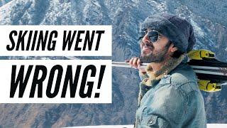 Skiing in India | Skiing FAILS | Auli Vlog | Uttarakhand