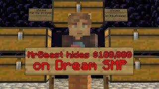 MrBeast hides $100,000 on Dream SMP (ALL POVs)