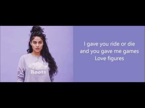 Jessie Reyez - Figures (Lyrics)