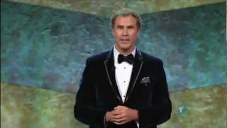 /will ferrell hilarious acceptance speech at the mark twain comedy award 2011