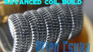 Advanced coil build - tsuka alien - n.devine83
