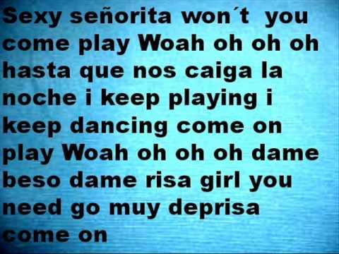 Baixar Señorita Abraham Mateo 2013 Lyrics
