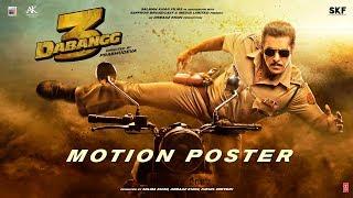 Dabangg 3 Motion Poster- Salman Khan, Prabhu Deva..