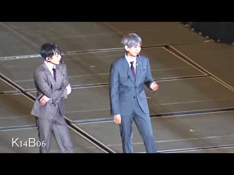 171124 EXO 엑소 - Ment 맨트 (1) Talk - EXO PLANET #4 - The ElyXiOn in Seoul [직캠]