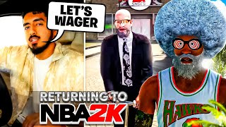 NBA 2K21 is SAVED! TYCENO and GMAN RETURN and MORE!