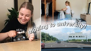 Moving back to University vlog! | second year