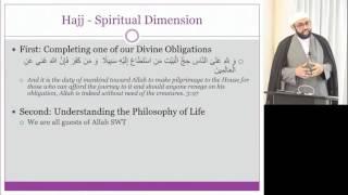 2016 Hajj Seminar - Part 1 -