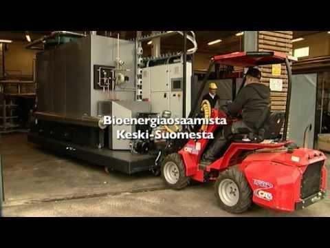 Bioenergiaa Keski-Suomesta