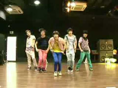 SHINee - Replay (Dance Practice)