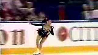 Midori Ito 1990 Worlds LP (USTV)