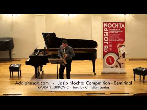 JOSIP NOCHTA COMPETITION GORAN JURKOVIC Hard by Christian Lauba
