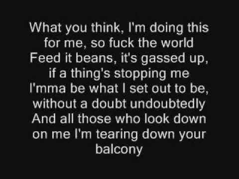 Eminem - I'm Not Afraid - Lyrics - YouTube