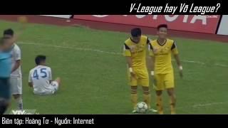 V-League đẫm màu bạo lực