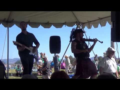 Scott Jeffers Traveler - Traveler (electric) - Gypsy Bird - 3/15/2015 - Live at the Fountain Hills St Patrick's Day Festival