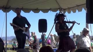 Scott Jeffers Traveler - Traveler (electric) - Gypsy Bird - 3/15/2015 - Live at the Fountain Hills St Patrick's Day Festival