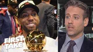Kawhi to the Clippers is the strongest move for his legacy - Max Kellerman | First Take