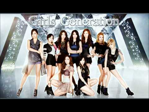 Girl's Generation - The Boys (Intro)