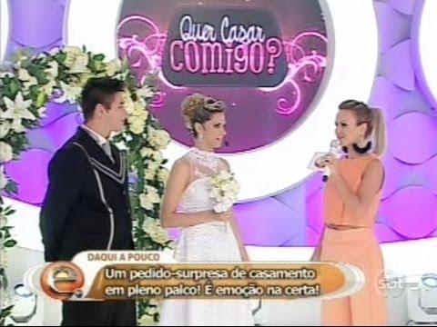 Baixar Eliana - Quer casar comigo? -03/11/2013 - Parte 1