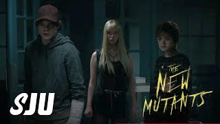 Let's Talk About That New Mutants Trailer!   SJU