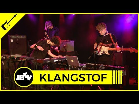 Klangstof - Close Eyes to Exit | Live @ JBTV