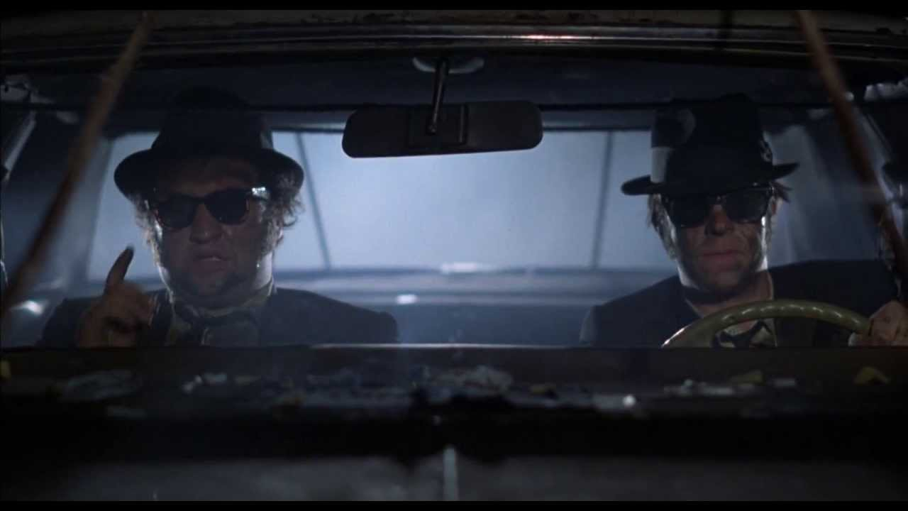 106 Miles To Chicago Blues Brothers Quote