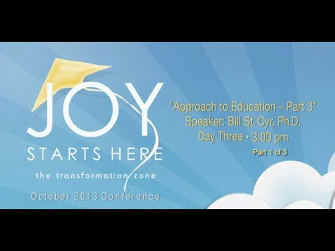 Thrive Conference 2013 Joy Starts Here (1/3)