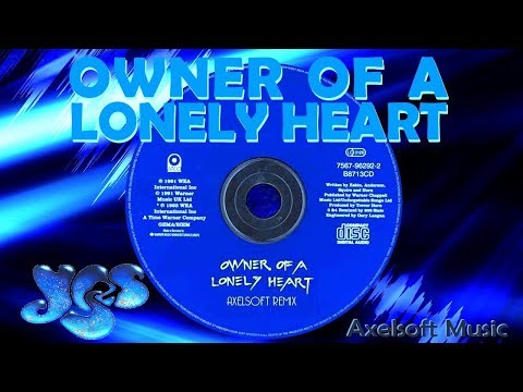 Yes - Owner Of A Lonely Heart (Axelsoft's Party Remix) / Roland JDXi