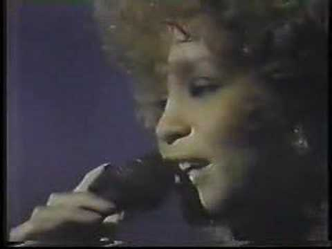 The Greatest Love of all (Live) - Whitney Houston