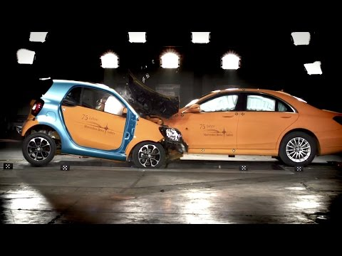 Even The Previous Generation Fortwo Was Considered To Have Good Safety Ratings For Its Cl Insurance Insute Highway Rated 2017