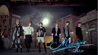 BEAST - 'Midnight -星を数える夜-' (Official Music Video)