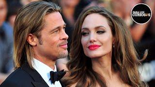 Así Acabó Angelina Jolie Con El Corazón De Brad Pitt