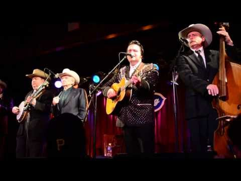 Ralph Stanley and the Clinch Mountain Boys - Live at BB Kings Blues Club in the Big Apple!