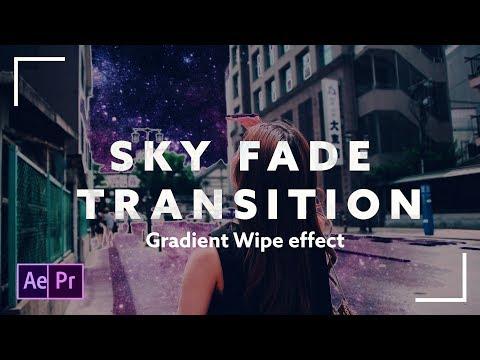 뮤직비디오에 자주 나오는 쉬운 페이드 효과 - Fade Transition