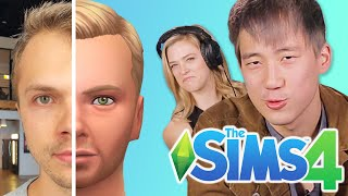 Steven Makes Andrew In The Sims 4 ft.
