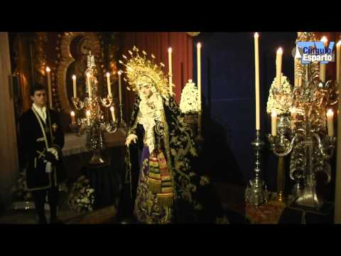 Besapiés del Cristo de las Aguas y Besamanos de la Virgen del Mayor Dolor
