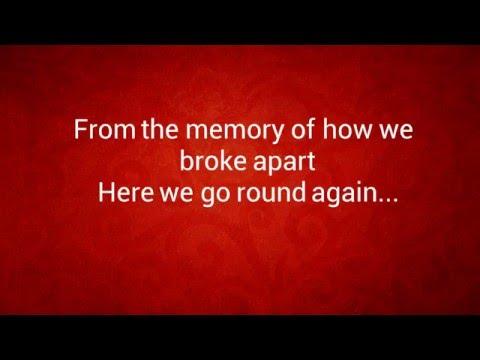 Chris Cornell- Nearly Forgot My Broken Heart (Lyrics)