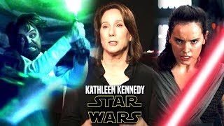 Star Wars! Disney Is Annoyed With Kathleen Kennedy! The Future & More