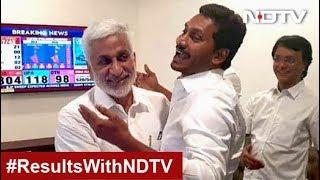 Andhra Pradesh Chooses YS Jagan Mohan Reddy, Chandrababu D..