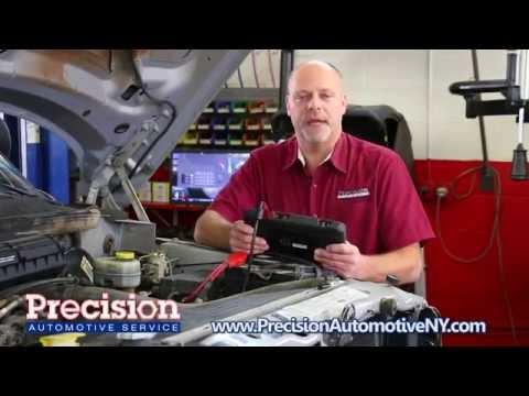 Precision Automotive Service - Check Engine 2016 HD