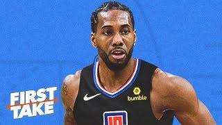 Kawhi's decision ended the superteam era, added drama to the NBA - Will Cain | First Take