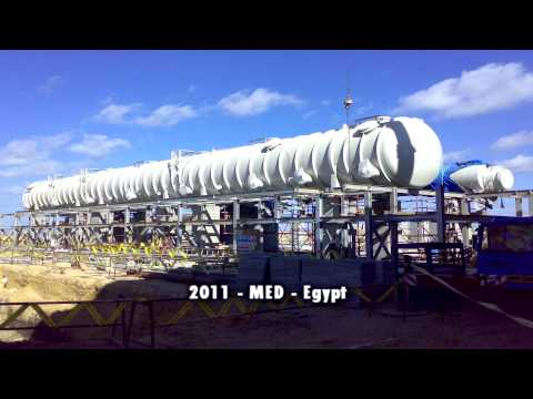 Aquatech Solutions for Thermal & Membrane Desalination