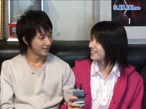 Hankyung- Chinese Talkshow 鲁豫有约 SJ interview clip(HD)