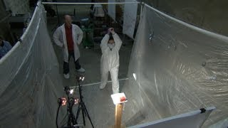 Blood Spatter Science at UC Davis - UCTV Prime Cuts